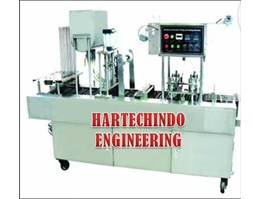 Jual AUTO CUP FILLING 2 LINE