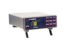 OMEGA High Precision Digital RTD/ Thermocouple Thermometer/ Data Logger DP9602 Series