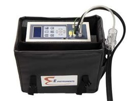 E-INSTRUMENT E5500 Portable Industrial Combustion Gas & Emissions Analyzer