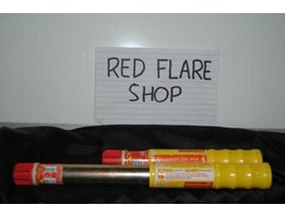 RED HAND FLARE Pains Wessex MK8