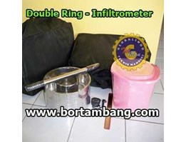 Double Ring, Infiltrometer