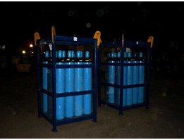 Jual Rack Cradle, Regulator, Gas SF-6, Helium, Methane, Propane, H2S, CALGAZ