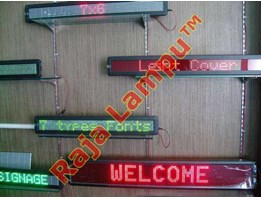 Jual Moving Sign | Runing Text | LED Signage