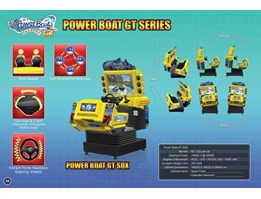 Jual POWER BOAT