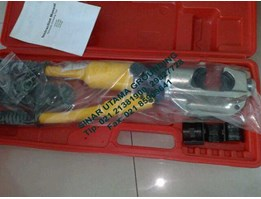 Jual HYDROULLIC CRIMPING TOOLS - TANG PRESS SCUN