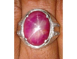 Jual RUBY ( 2) 9 cut