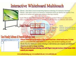 Interactive Whiteboard Multitouch