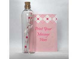 Jual bottle invitation