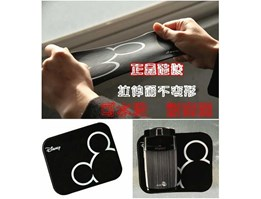 Jual MICKEY MOUSE CAR PAD ANTI SLIP