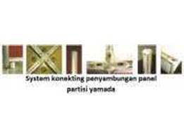 Jual Yamada Panel Workstation Partisi