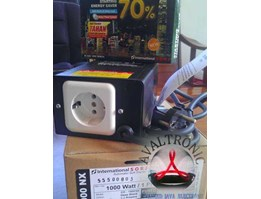 Jual Energy Saver, Stabilizer and Delay Timer. 3 in 1