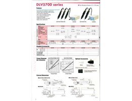 Screwdriver electric DELVO ( DLV 5700 Series )