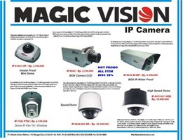 IP Camera MAGIC VISION Series