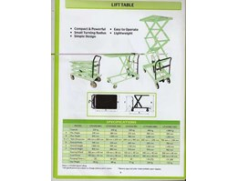 Lift Table/ Meja dongkrak Gunting