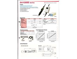 Screwdriver electric DELVO ( DLV 5800 Series )