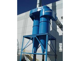 Jual Cyclone dust collector
