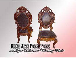 Jual Antique Minerva Dinning Chair | French Painted Furniture | minimalist Painted Furniture