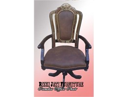 Jual Camelia Office Chair French Painted Furniture