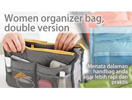 Jual Woman Organizer Bag, Doubel Version