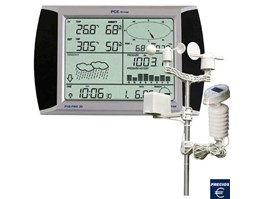 PCE FWS20 Touch Screen Weather Station