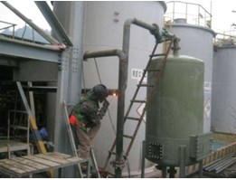 Jual Piping System and Tank