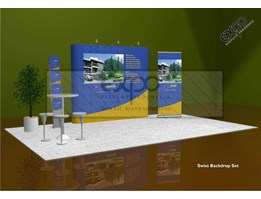 Jual Stand Pameran Portable EXPO DISPLAY INDONESIA