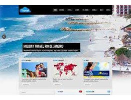 Jual Website Tour and Travel