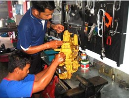 FUEL INJECTION PUMP AND INJECTOR REPAIR