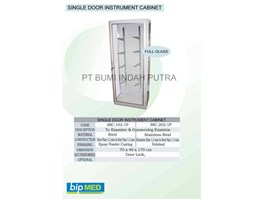 Instrument Cabinet Single Door / Lemari Alat 1 Pintu