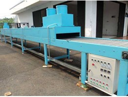 Jual Wiremesh Oven Conveyor System