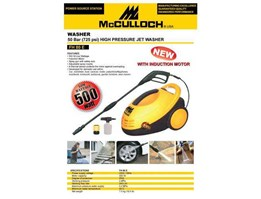 Jual Jet cleaner Mcculloch