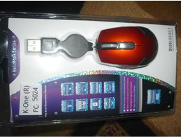 Jual Mouse USB K-One 5024 ( R)