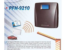 Jual RFID Long range reader 6 mtr PFH 9210-620 dan Active Card PFH-620