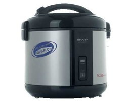 Rice Cooker Sanyo ECJ-SP18B ( SL)