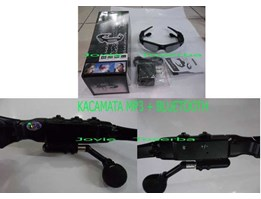 kacamata mp3 player & plus bluetooth
