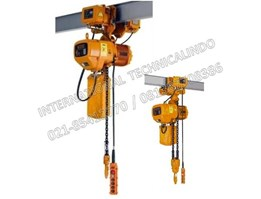 Jual Electric Chain Hoist Hitachi
