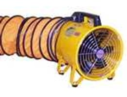 Jual PORTABLE VENTILATOR FAN 8 -24 GWF