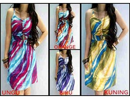 Jual Dress Gradasi Roxy
