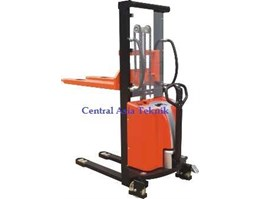 Hand Forklift Semi Electrick