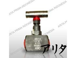 Needle Valve Forged Steel to A105 Class 10000
