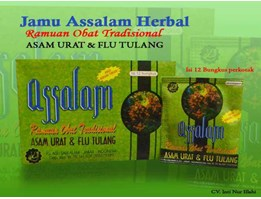 Jual ASSALAM HERBAL ASLI