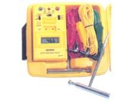 Electronic Tester Ground and Milliohm Meters Extech 382152