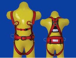 Jual CIG Fall Protection CIG19458 - Full Body Harness + CIG19K519 Work Positioning Belt