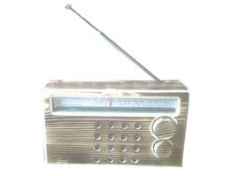 Jual Wooden Radio 1