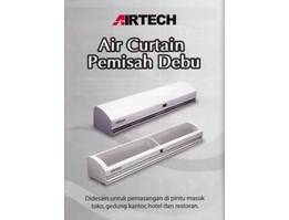 Jual Air Curtain - AIRTECH FM4515/ 150cm/ Tipe Super Strong