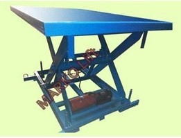 Jual Table Lift, Scissor Lift Table, Single stage, Extra Size Table
