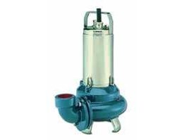 Submersible pumps with solids-laden wastewater Drainage and Sewage Pumps - DL DL series electric pumps, made of cast iron and stainless steel, are available with singlechannel or Vortex impeller ( DLV) . Designed to handle solids-laden wastewater, with up