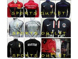 Jual Soccer Jacket Clubs