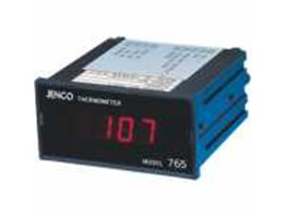 Jenco Temperature In-line Monitor 765