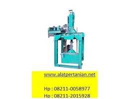 Mesin Ball Press Karet / Rubber, Workshop
